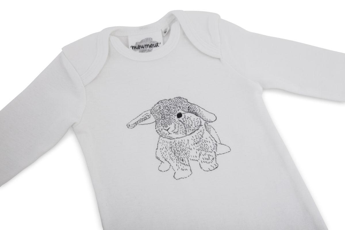 bobo lapin blanc 1